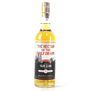 Glen Elgin 1995 Whisky Agency and The Nectar 21 Year Old