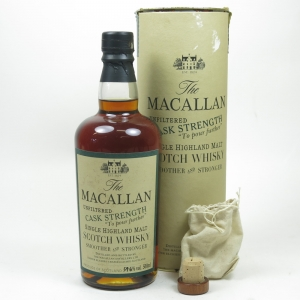 Macallan 1990 Exceptional Cask #24483