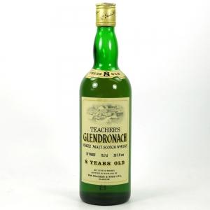 Glendronach 8 Year Old 1970s