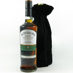 Bowmore 1999 Feis Ile 2008 front
