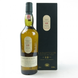 Lagavulin 12 Year Old First Release 2002