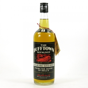 Dufftown 8 Year Old 1970s