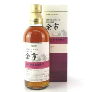 Yoichi Sherry & Sweet 50cl