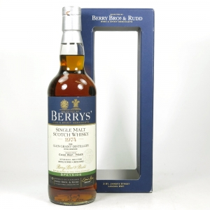 Glen Grant 1974 Berry's 37 Year Old
