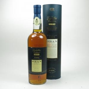 Oban 1992 Distiller's Edition (US Import) 75cl