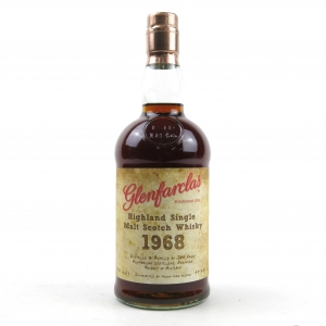 *Glenfarclas 1968 41 Year Old / Selected by Luc Timmermans