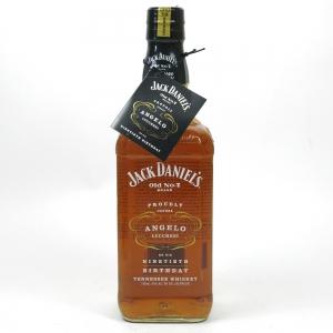Jack Daniel's Angelo Lucchesi 90th Birthday