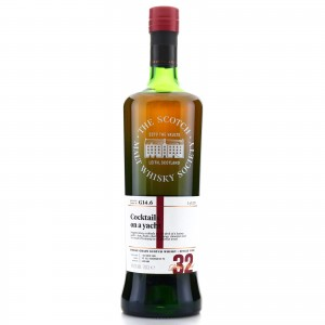 Dumbarton 1986 SMWS 32 Year Old G14.6