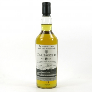 Talisker Manager's Dram 17 Year Old