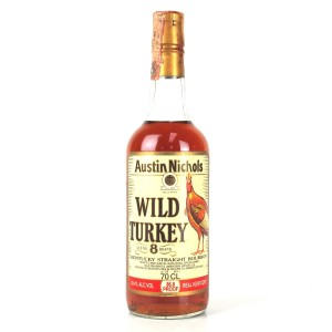 Wild Turkey 8 Year Old 86.8 Proof
