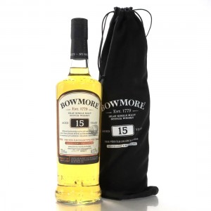 Bowmore 15 Year Old Bourbon Casks / Feis Ile 2019
