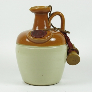 Ye Monks Decanter Circa 1960s Front