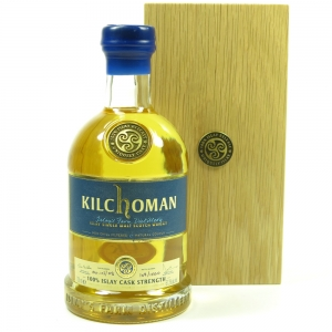 Kilchoman Inaugural 100% Islay Cask Strength