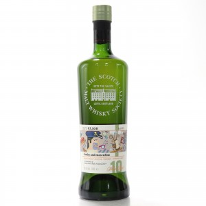 Glen Scotia 10 Year Old SMWS 93.108 / Campbeltown Malts Festival 2019