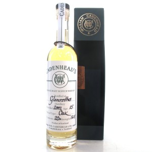 Glenrothes 2002 Cadenhead's 15 Year Old 20cl