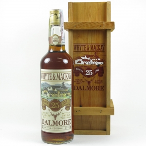 Dalmore 1960 25 Year Old Front