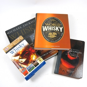 Miscellaneous Whisky Books / Charles Maclean / Michael Jackson Etc.