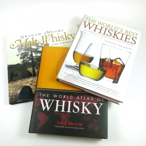 Miscellaneous Whisky Books / Dave Broom / Dominic Roskrow etc