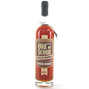 Smooth Ambler Old Scout 11 Year Old Single Barrel Bourbon / Astor Wines & Spirits