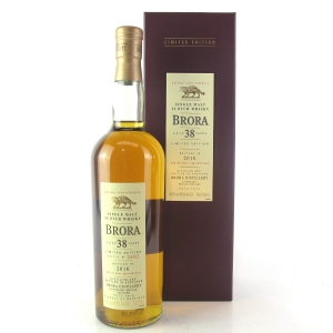 Brora 38 Year Old 2016 Release 75cl / US Import