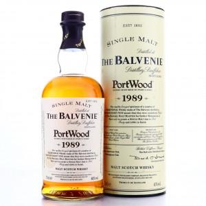 Balvenie 1989 Port Wood