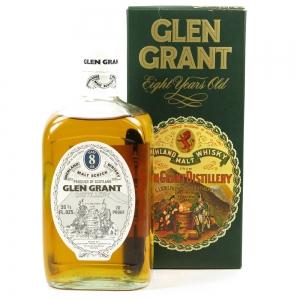 Glen Grant 8 Year Old 1970s