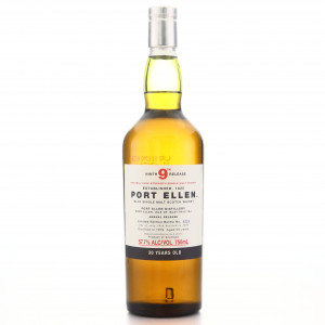 Port Ellen 1979 30 Year Old 9th Release 75cl / US Import