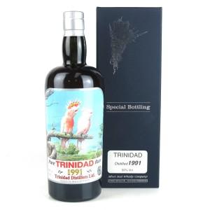 Trinidad 1991 Silver Seal Rum