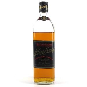 John Barr Special Reserve Scotch Whisky 1980s
