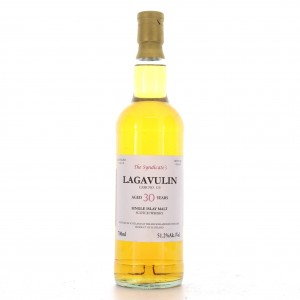 Lagavulin 1979 The Syndicate 30 Year Old