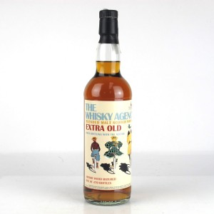 Whisky Agency Extra Old Scotch Malt Whisky
