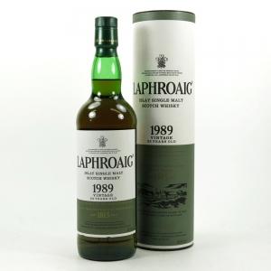 Laphroaig 1989 23 Year Old