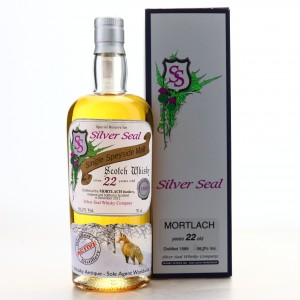 Mortlach 1989 Silver Seal 22 Year Old