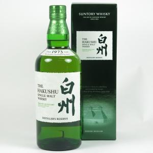 Hakushu Distiller's Reserve Front