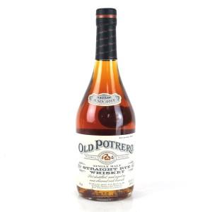 Old Potrero Pot Still Rye Whiskey