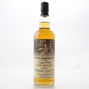 Hotel Essener Hof 24 Year Old Single Malt Irish Whiskey