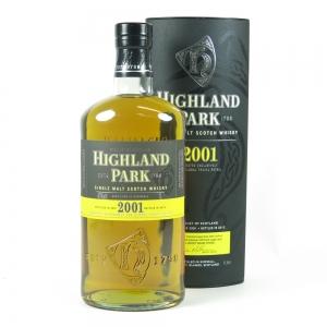 Highland Park 2001 1 Litre Front