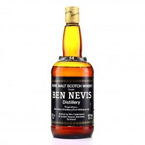 Ben Nevis 1965 Cadenhead's 14 Year Old