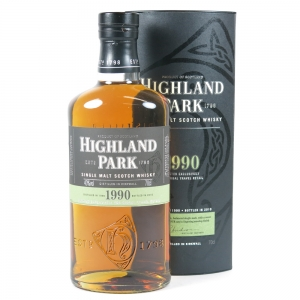 Highland Park 1990 front