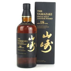 Yamazaki 18 Year Old / US Import