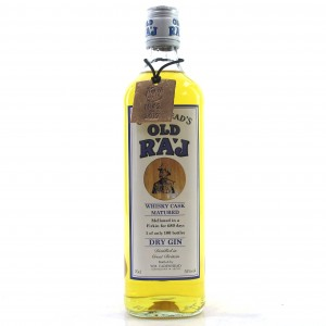 Cadenhead's Old Raj Dry Gin Whisky Cask Matured