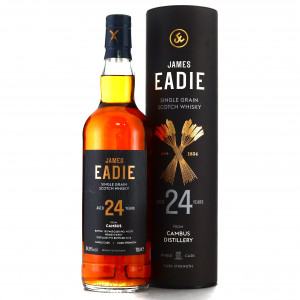 Cambus 1993 James Eadie 24 Year Old Sherry Cask