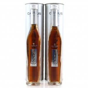 Camus Jazz Cognac Miniature 2 x 6cl