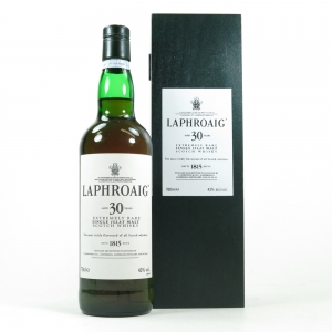 Laphroaig 30 Year Old