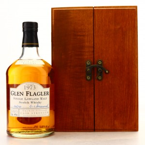 Glen Flagler 1973 Cask Strength 30 Year Old