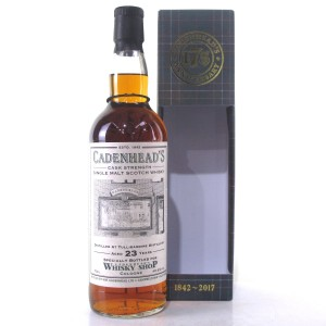 Tullibardine 1993 Cadenhead's 23 Year Old / Cologne Shop