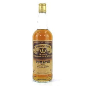 Tomatin 1964 Gordon and MacPhail 18 Year Old