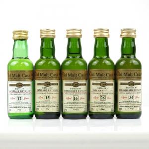 Douglas Laing Islay Miniature Selection 5 x 5cl