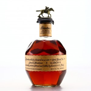 Blanton's Single Barrel dumped 2001