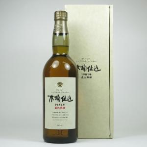"Hakushu 1981 ""Kioke Shiomi"" Pure Malt"